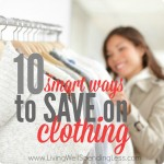 10 Smart Ways to Save on Clothing Square 1
