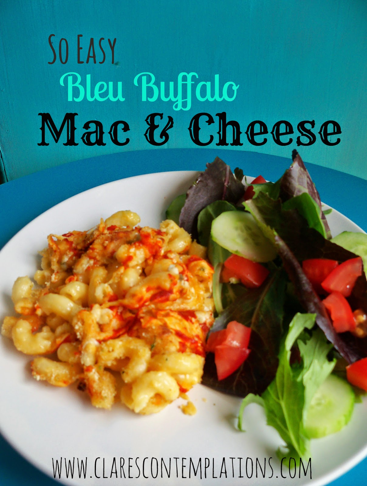 Bleu Buffalo Mac