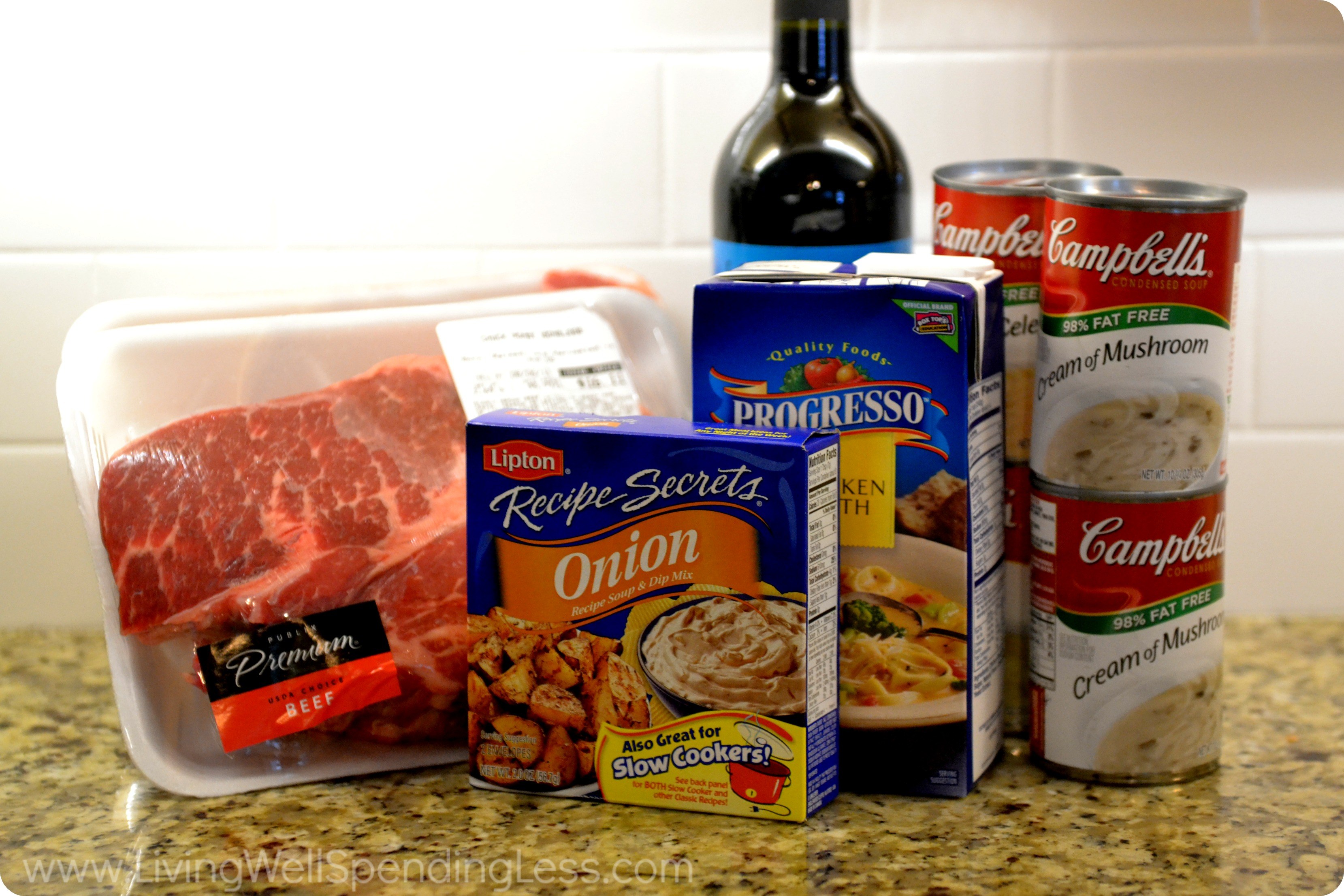 Easy Slow Cooker Pot Roast Recipe Living Well Spending Less