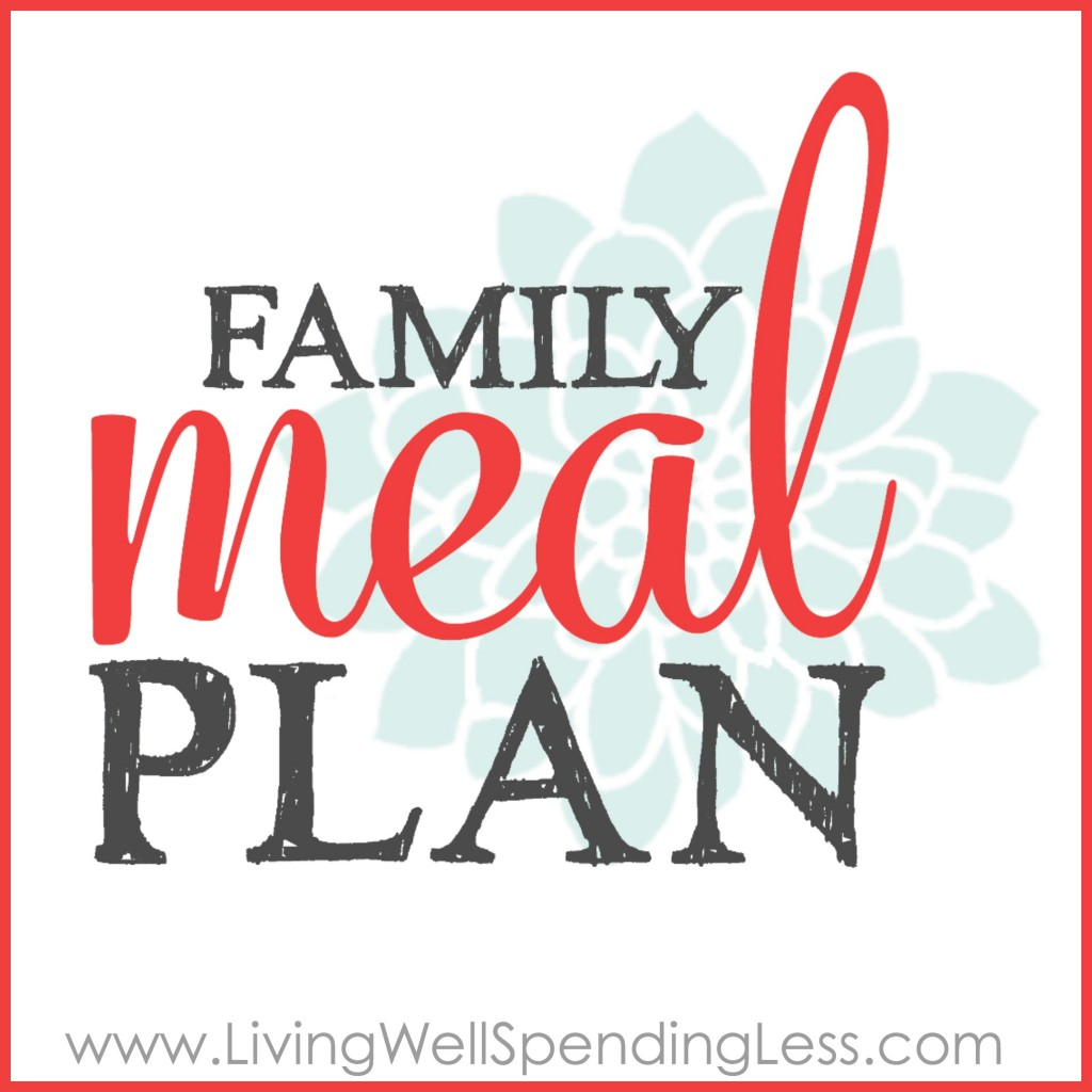 Family Meal Plan Square