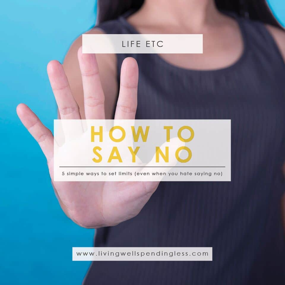 Ways to Say No | Say No Without Making People Mad | Say No Without Feeling Guilty | Art of Saying No