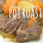 Easy Slow Cooker Pot Roast | Easiest Pot Roast Recipe | Crock Pot Roast | Slow Cooked Pot Roast | Delicious Pot Roast Recipe