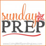 Sunday Prep Square no tagline