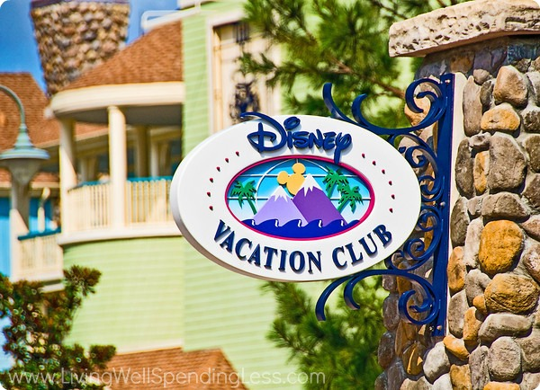 Rent points from the Disney Vacation Club to find lodging discounts.