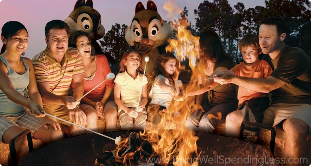 Camping is a great way to save on lodging while still enjoying all that the Magic Kingdom has to offer.