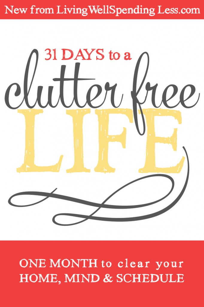 Clutter Free Life | Clutter-Free Forever | Clutter Free | Home Management | Decluttering your Home | Home Organization | House Cleaning Tips