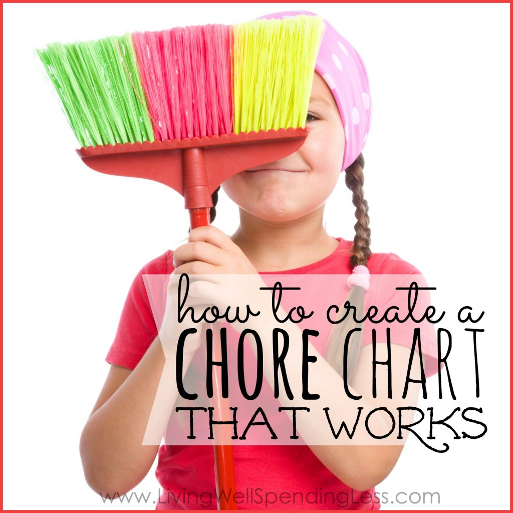 Chore Chart for Kids | How to Make a Chore Chart | Chore Chart That Works | DIY Chore Chart | Chore Chart Ideas | Home Management
