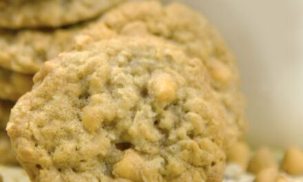 Best-Ever Oatmeal Butterscotch Cookies
