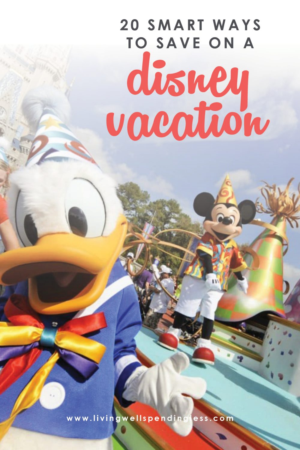 Ever feel like the happiest place on earth is also the most expensive? A Disney vacation might not ever be cheap, but with a little planning it can be a lot more affordable! Don't miss these 20 smart ways to get the most bang for your buck at the Disney Parks!