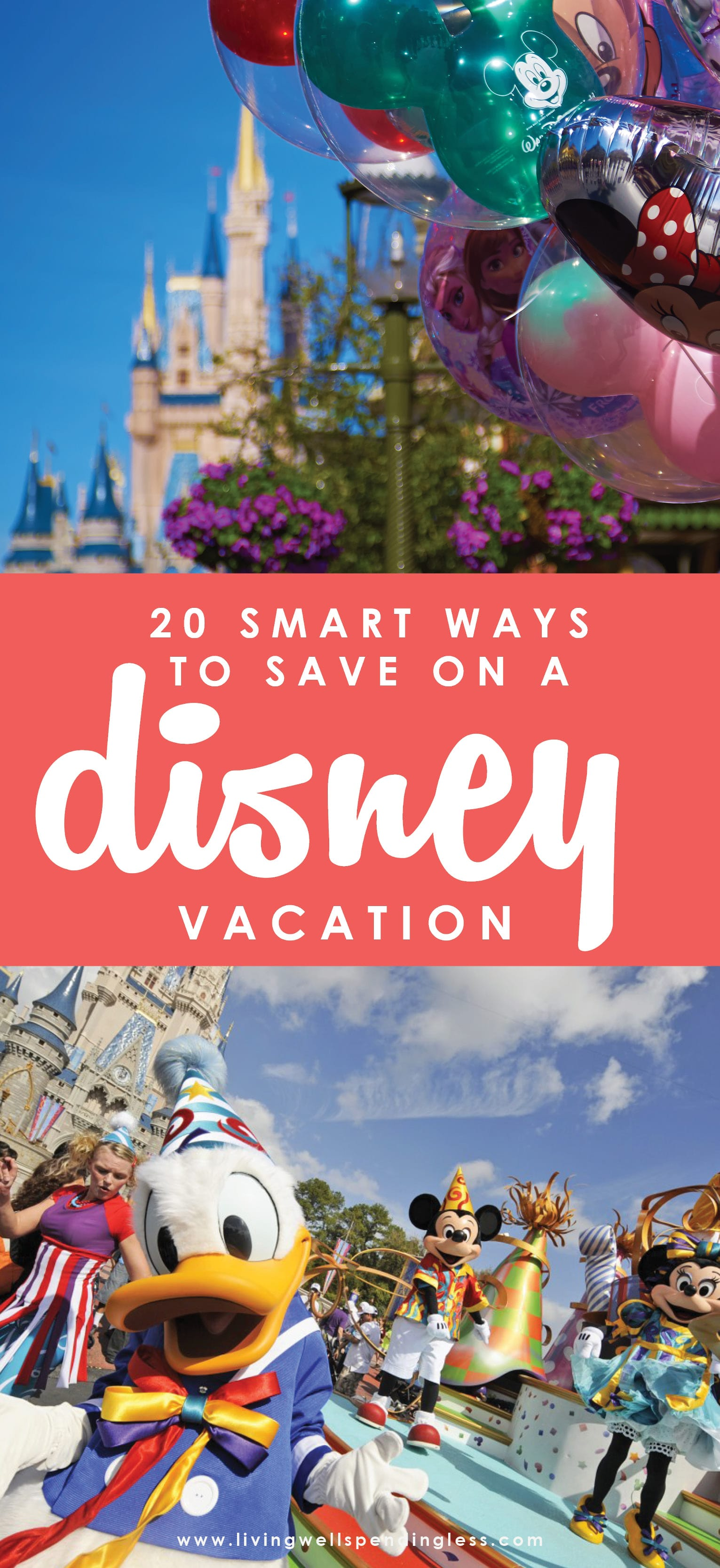 20 Smart Ways to Save on a Disney Vacation  Save at Disney