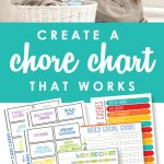 Are chores around your house well, a chore? It can be a challenge to get kids motivated to help out around the house, but getting kids to do their chores not only makes family life run smoother, it is essential to their own development and self-esteem. This in-depth post even includes four different types of printable chore charts, plus a helpful list of age-appropriate chores!