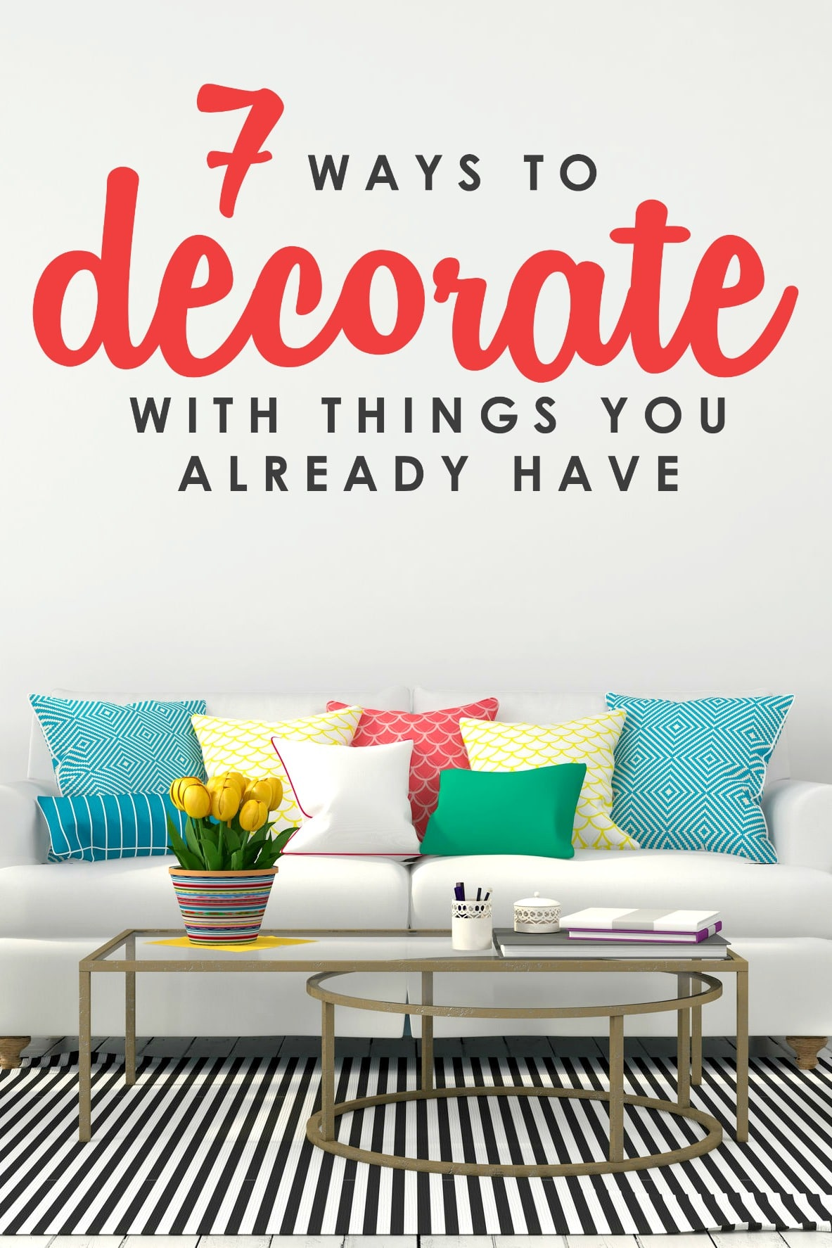 Inexpensive Decorating Projects