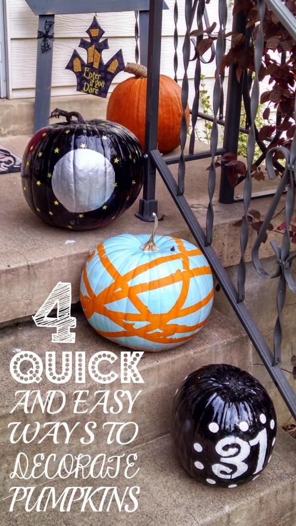 Title pumpkins
