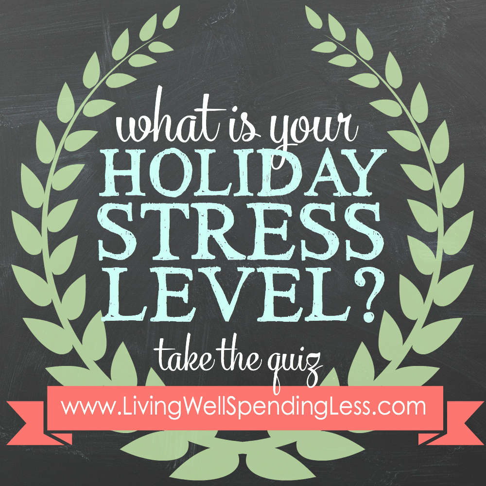 What is Your Holiday Stress Level 2