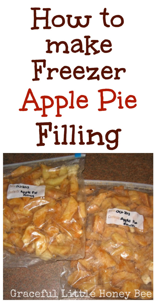 freezerapplepiefilling