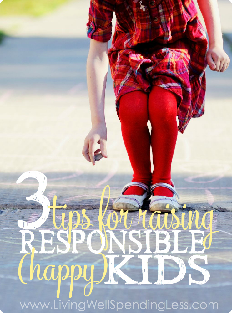 Raising Responsible (Happy) Kids | Parenting | Motherhood | Raising a Happy Child | Self-disciplined Happy Kids