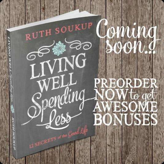 Living Well Spending Less: Living Well Spending Less: 12 Secrets Of