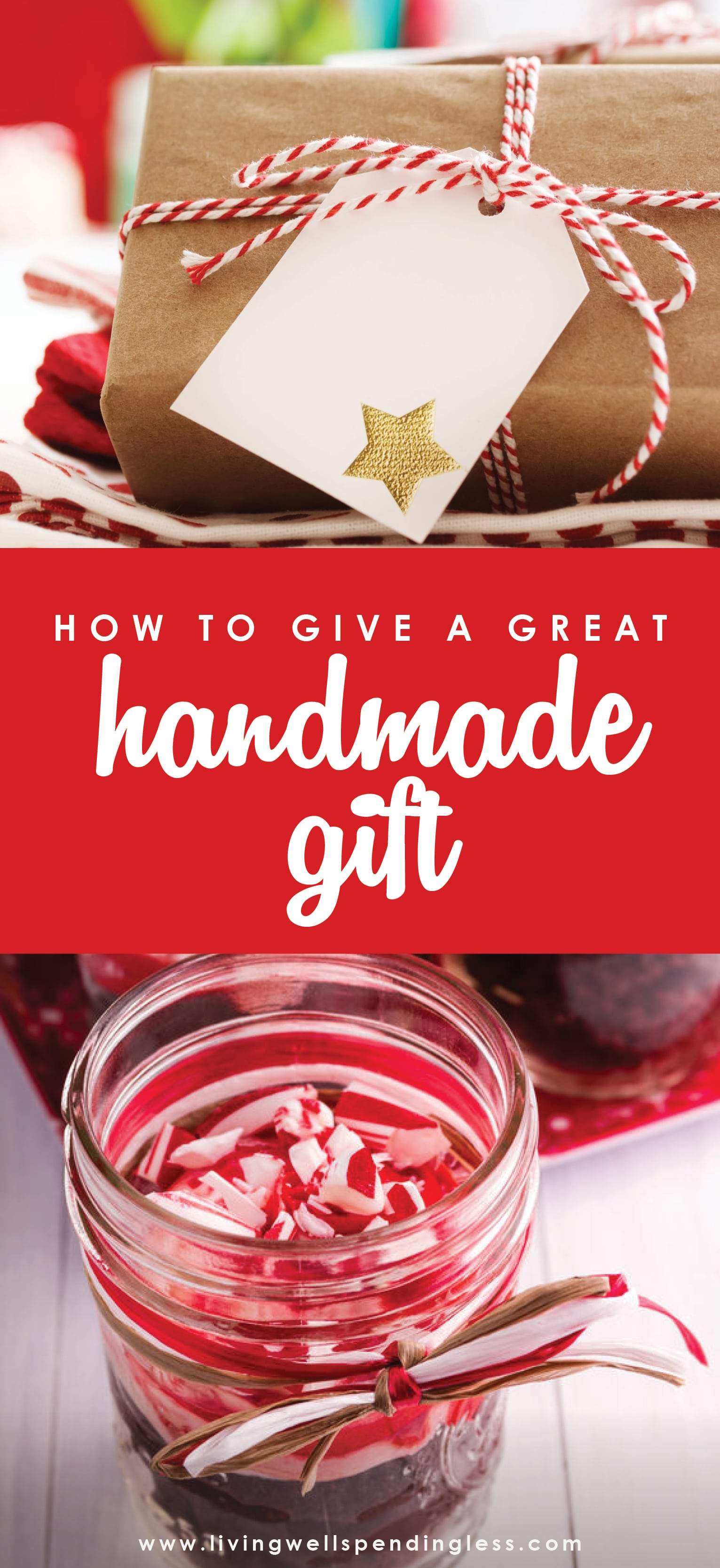 How to give a great handmade gift.