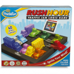 RushHour traffic jam logic game