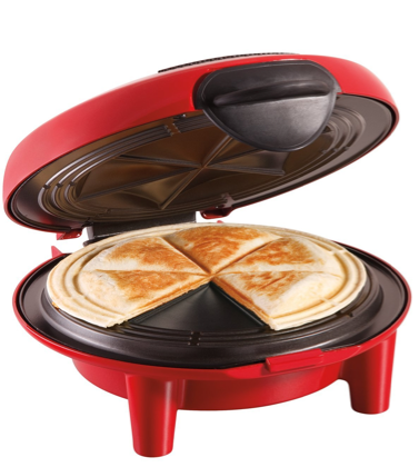 Hamilton Beach quesadilla maker - perfect for the handy cook or on-their-own college student!