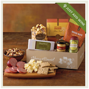 Henry & David snack box gift set
