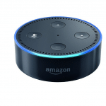 The Amazon Echo Dot is a great gift for family and friends.