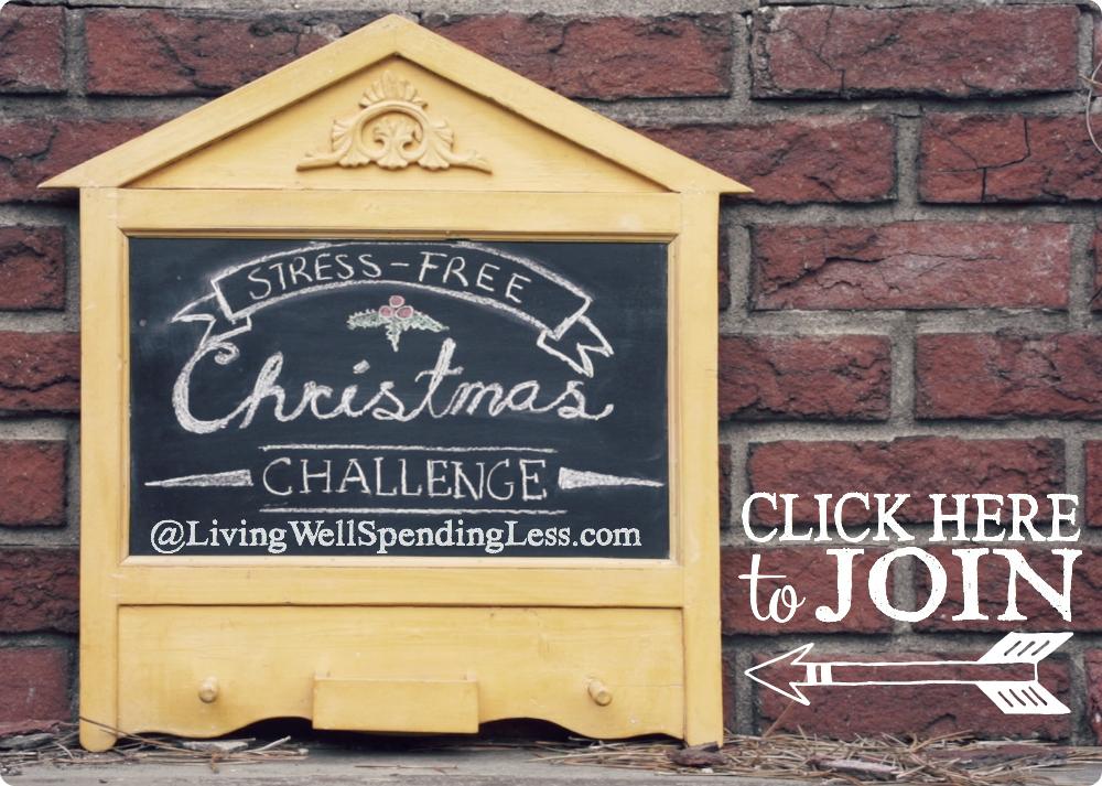 Stress Free Christmas Challenge 2