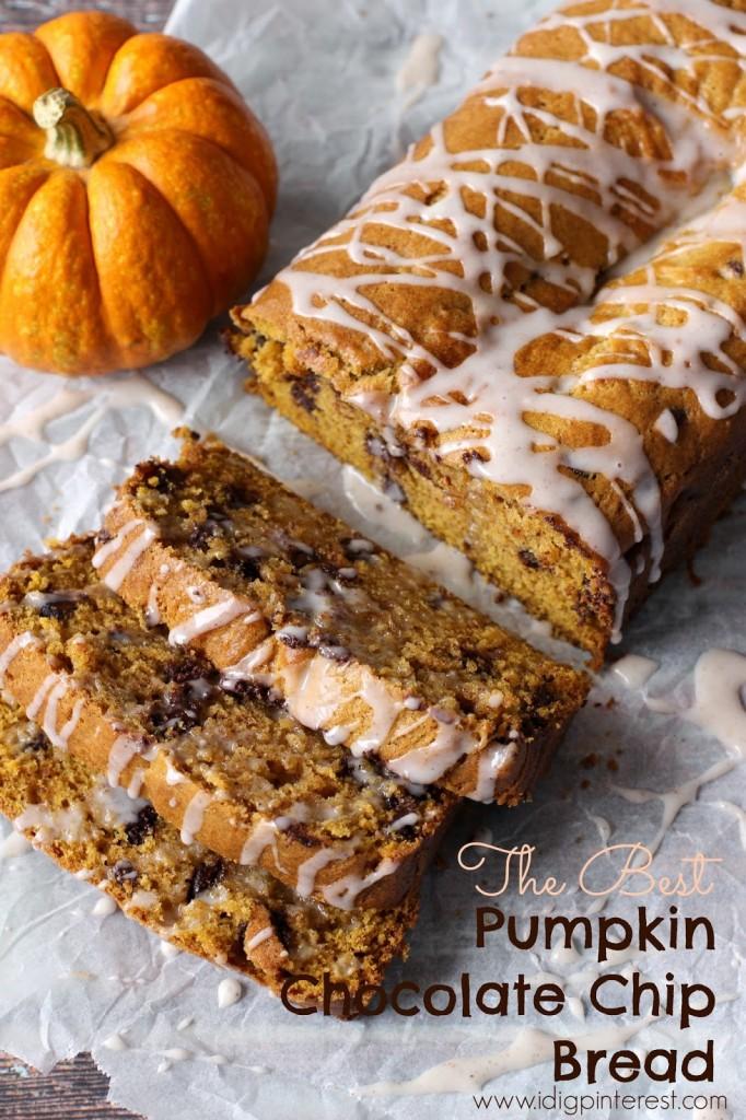 The Best Pumpkin Chocolate Chip Bread2