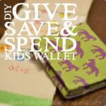 Give Save & Spend Kids Wallet