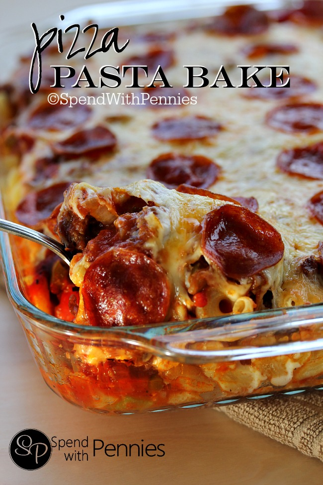 Pizza-Pasta-Bake-This-easy-cheesy-dish-layers-up-pasta-with-a-zesty-fully-loaded-sauce-tons-of-gooey-cheese