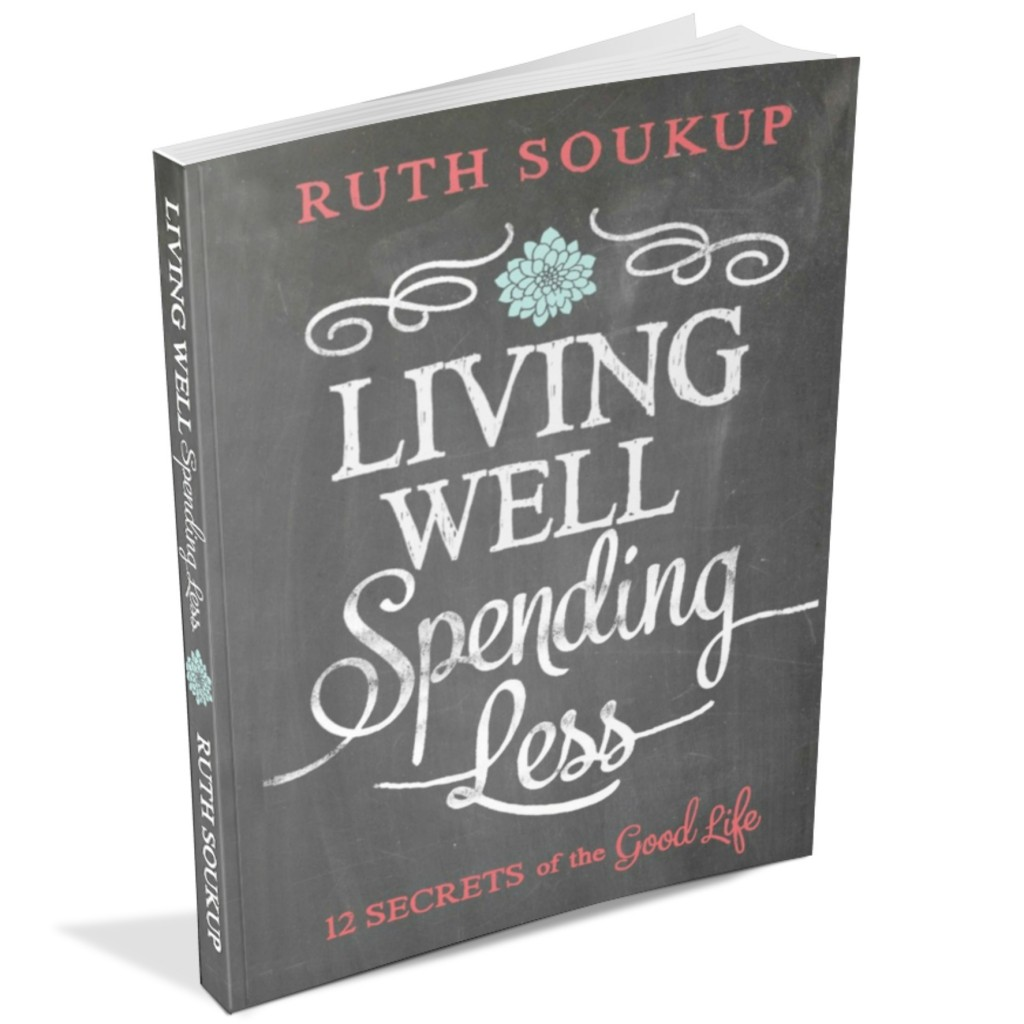 Don't Miss This RARE Amazon Book Coupon | Living Well, Spending Less: 12 Secrets of the Good Life | LWSL Book | How to Order