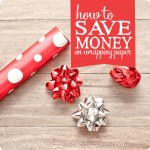 how to save on wrapping paper square 6