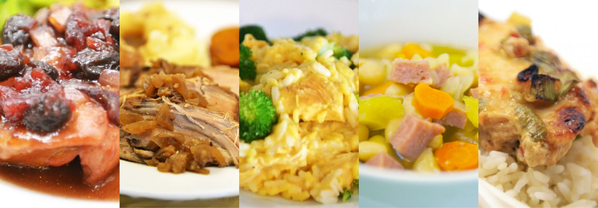 These dinner recipes from cheesy chicken and rice casserole to balsamic roast beef are delicious.