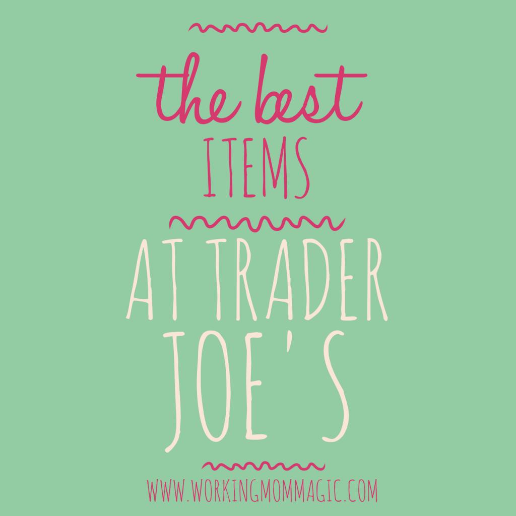 best trader joes