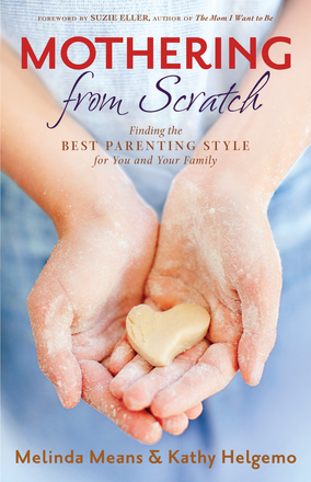 Mothering from Scratch is a great parenting style book.