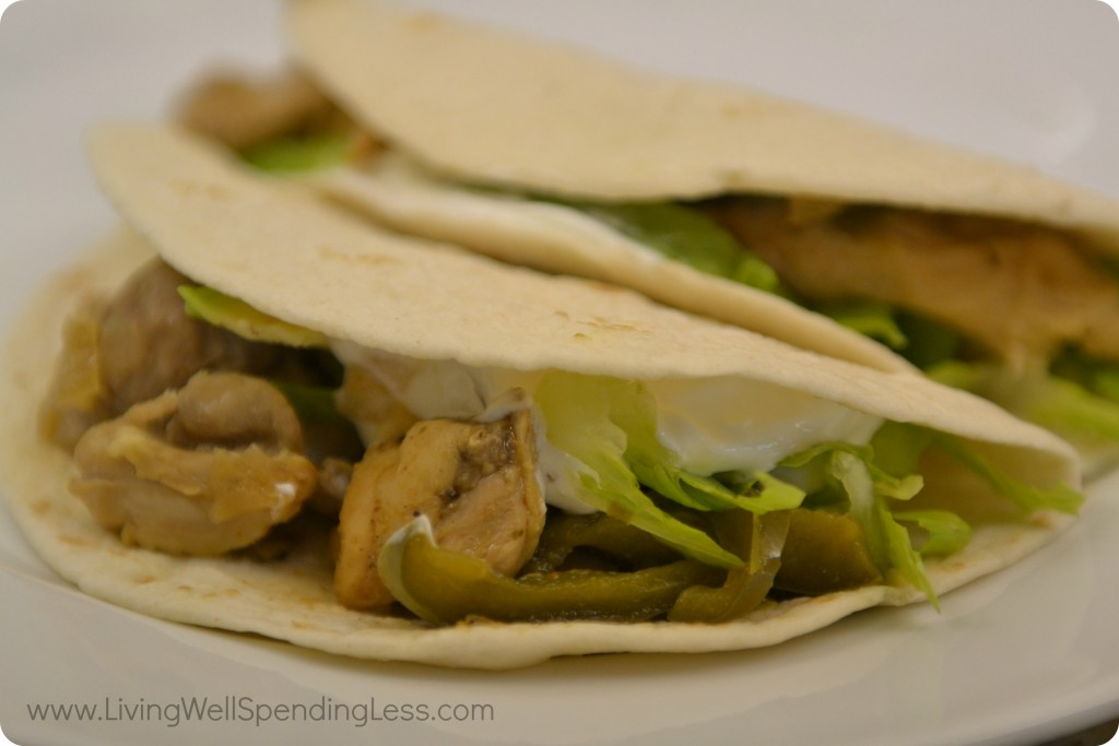 Freezer to Crockpot Chicken Fajitas | Freezer Meals | Make Ahead Freezer Chicken Fajitas | Easy Freezer Meals Chicken Fajitas | Crockpot Chicken Fajitas