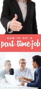 Looking to land your first part-time job? Don't miss these super practical tips for how to wow your potential employer, nail your interview, and finally hear those magic words you've been waiting for--you're hired!