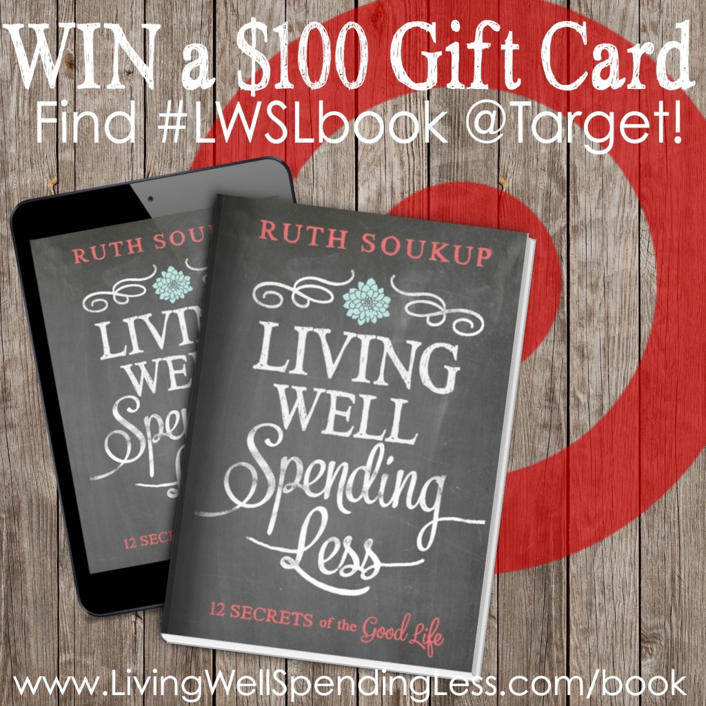 #LWSLbook Target Contest