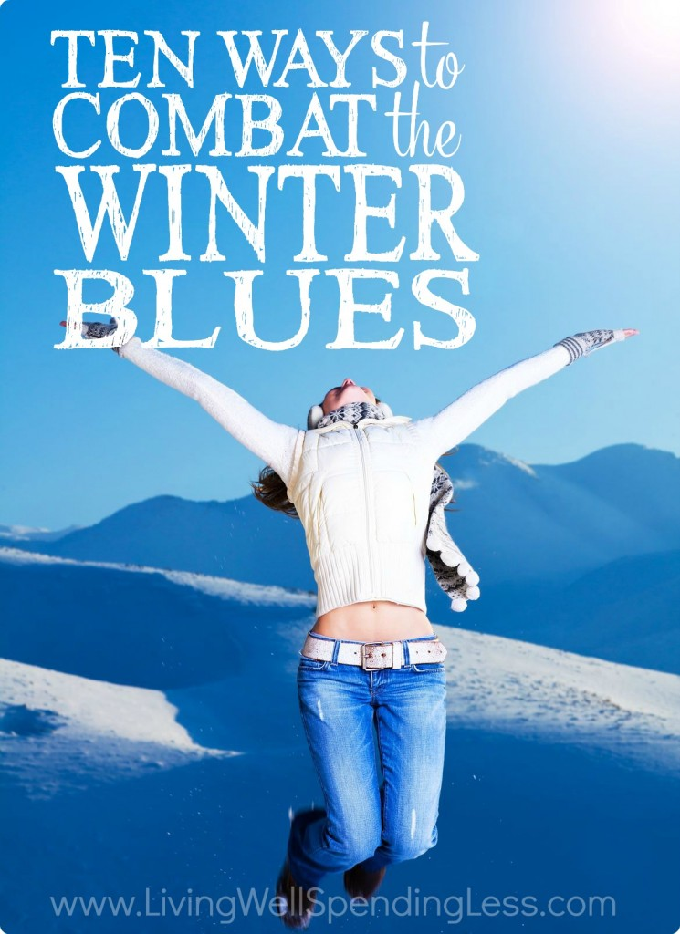Ways to Combat the Winter Blues | Overcoming Depression | Faith & Inspiration | Friendship | Marriage