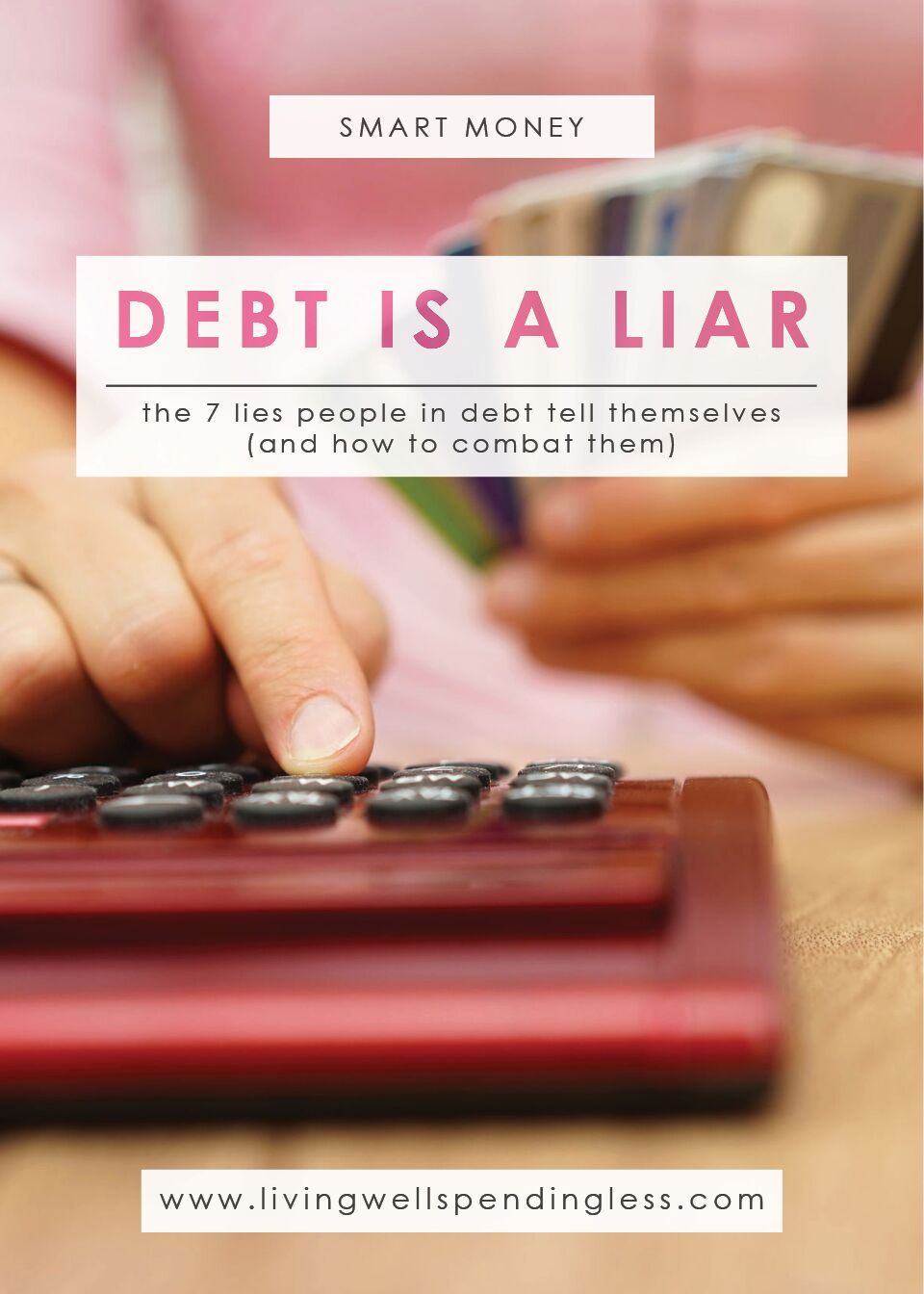 Are you familiar with any of these 7 Lies People in Debt Tell Themselves?