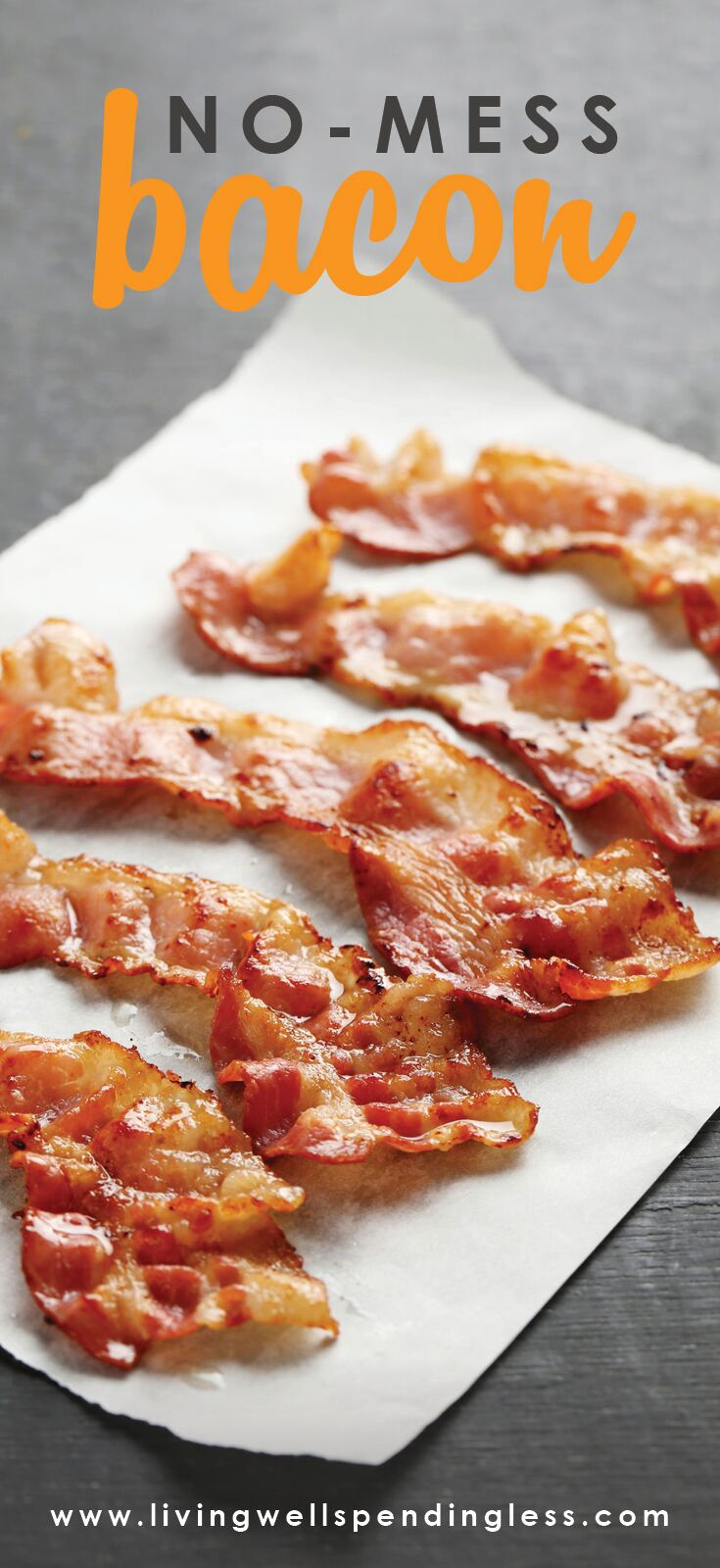 how to cook bacon in oven with parchment paper