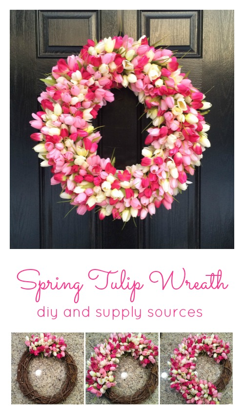 Spring-Tulip-Wreath-diy-From-the-Family-With-Love