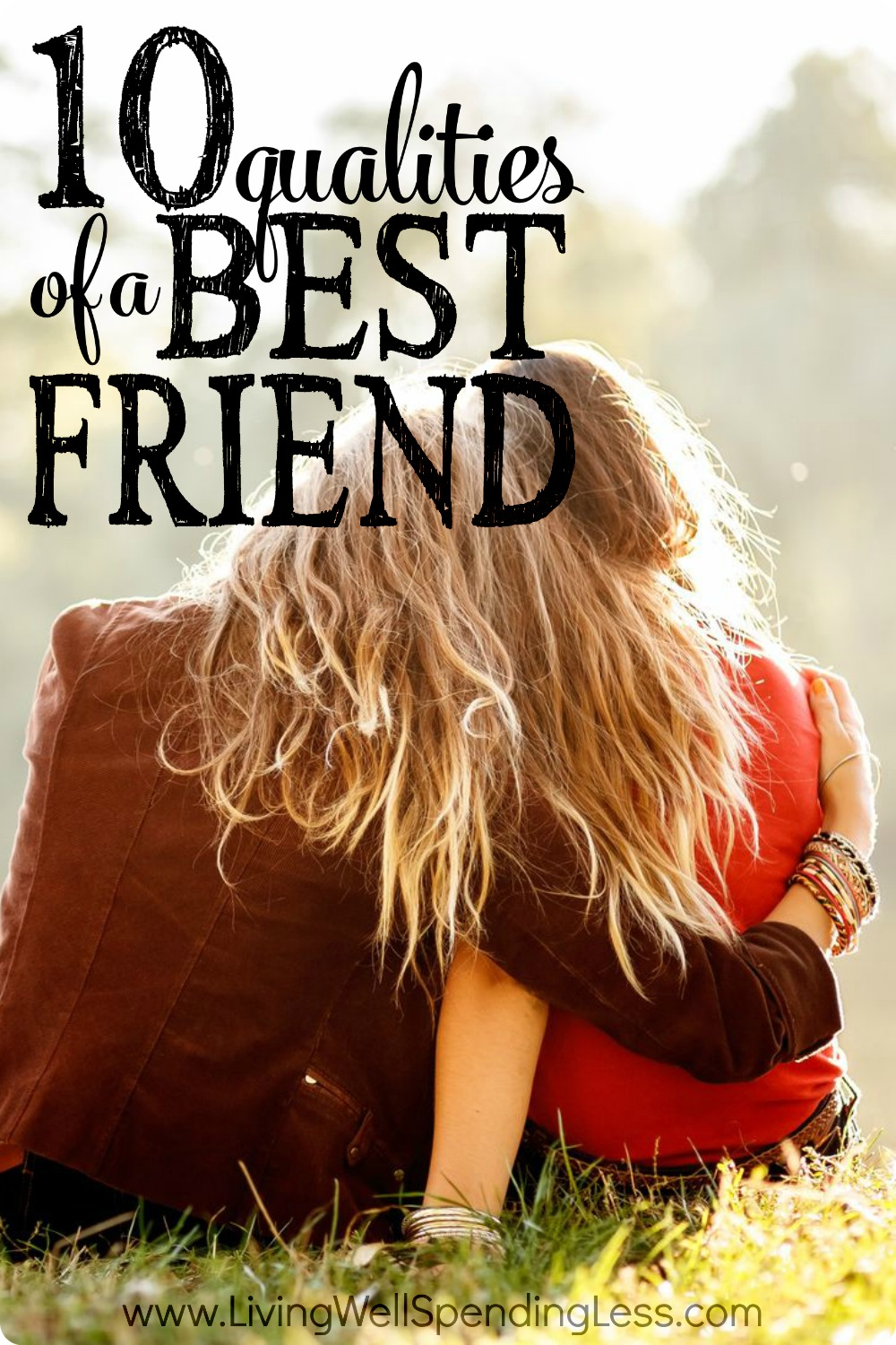 the qualities of real friendship What are the qualities of a real friend read nine characteristics of what a true pal is.