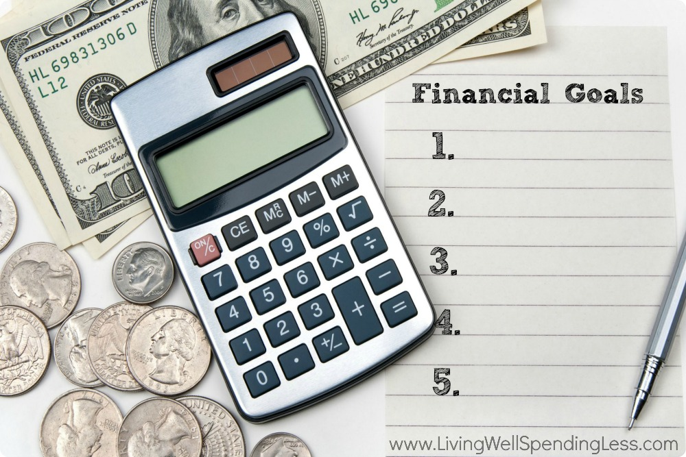 Setting financial goals, taking care of your money and calculating expenses are an important part of budgeting.