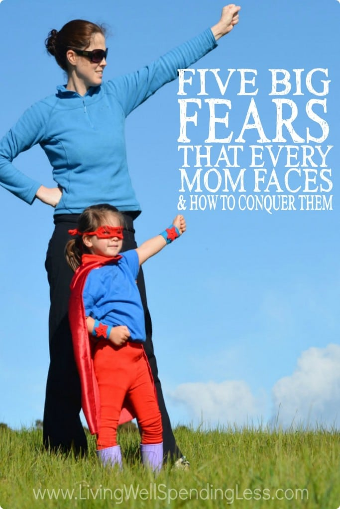Fears Every Mom Faces | Conquering your Fears | Self Improvement | Discipline | Motherhood | Failure | Letting Go