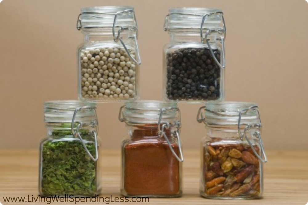 How to Store and Organize Your Spices Living Well Spending Less