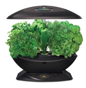 A counter top herb grower is a great way to have fresh herbs all year round.