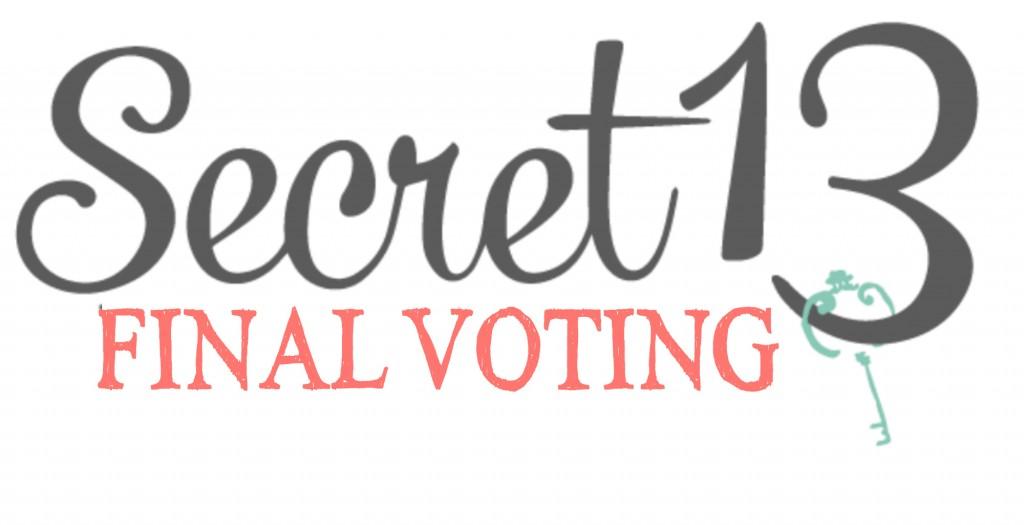 Secret 13 Final Voting