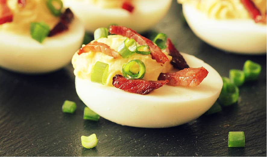 The Best Deviled Eggs with Bacon – How to Make Them