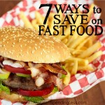 7 Ways to Save on Fast Food  Square 3
